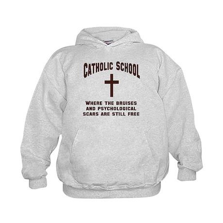Catholic School Survivor Kids Hoodie