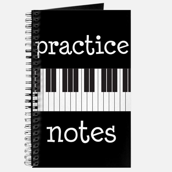 Cute Piano students Journal
