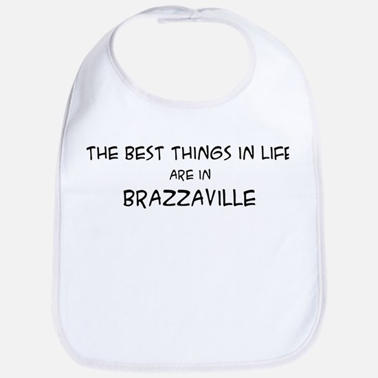 Best Things in Life: Brazzavi Bib