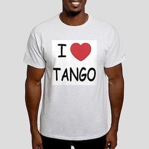 I heart tango Light T-Shirt