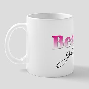 Beach girl Mug