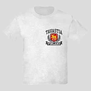 Tavastia Finland Kids Light T-Shirt