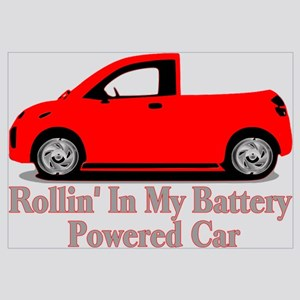 Battery Powered Car