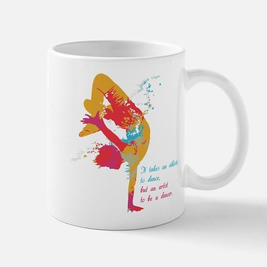Dancer - Artist Mug