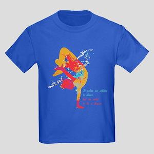 Dancer - Artist Kids Dark T-Shirt