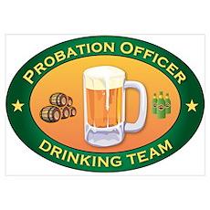 Probation Officer Team Poster