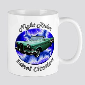 Edsel Citation Mug