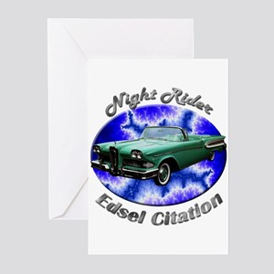 Edsel Citation Greeting Cards (Pk of 20)