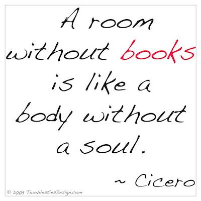 Cicero on Books Poster