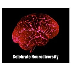 Celebrate Neurodiversity Canvas Art