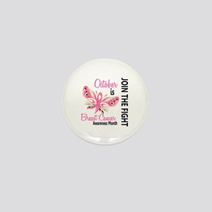 Breast Cancer Awareness Month Mini Button