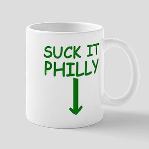 SUCK IT PHILLY Mug