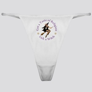 Get A Taste of Religion Classic Thong