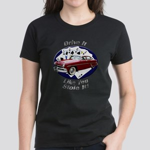 Hudson Hornet Women's Dark T-Shirt