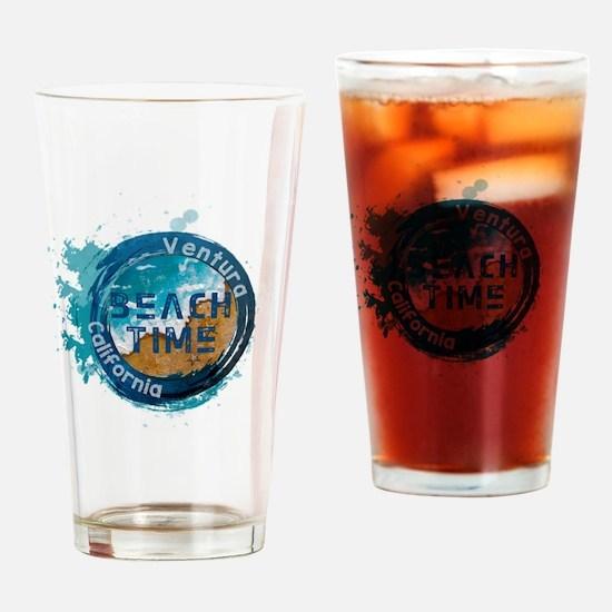 Sand Drinking Glass