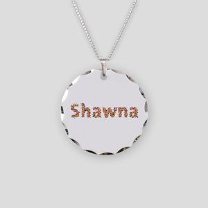 Shawna Fiesta Necklace Circle Charm