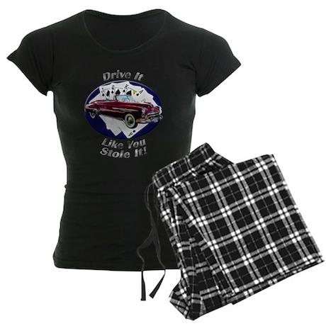 Oldsmobile Rocket 88 Women's Dark Pajamas