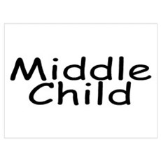 Middle Child Poster