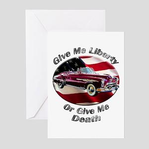 Oldsmobile Rocket 88 Greeting Cards (Pk of 20)