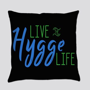 Live the Hygge Life Everyday Pillow