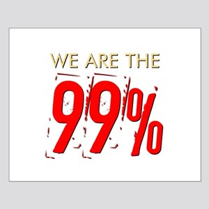 We Are the 99% Small Poster