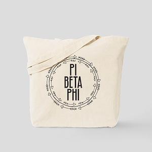 Pi Beta Phi Arrows Tote Bag