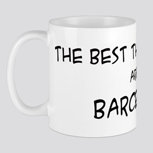 Best Things in Life: Barcelon Mug