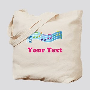 Music Personalized Cute Tote Bag