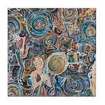 """""""Jaaazzzz"""" (TM) Tile Coaster"""