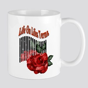 Life On Lifes Terms Mug