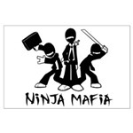 Ninja Mafia Large Poster