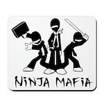 Ninja Mafia Mousepad