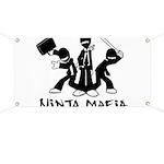 Ninja Mafia Banner