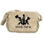 Ninja Mafia Messenger Bag