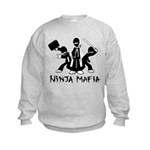 Ninja Mafia Kids Sweatshirt