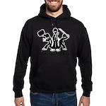 Ninja Mafia Hoodie (dark)