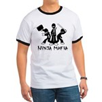Ninja Mafia Ringer T