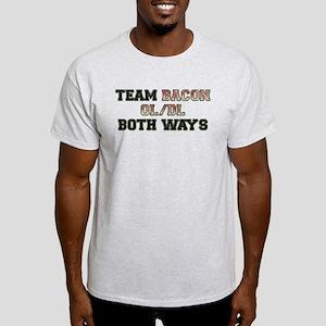 Team Bacon - Offensive Line/D Light T-Shirt
