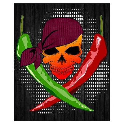 Pepper Pirate Poster