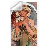 Mucha Wall Decals