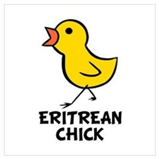 Eritrean Chick Poster