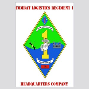 SSI-COMBAT LOGISTICS RGT 1 HQ COY WITH TEXT Small