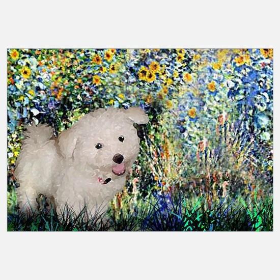 Bichon Frise Dog Breed Fine Art SPR P