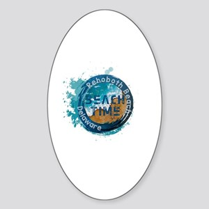 Sticker (Oval)