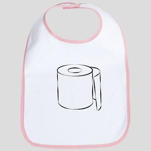Toilet Paper Bib