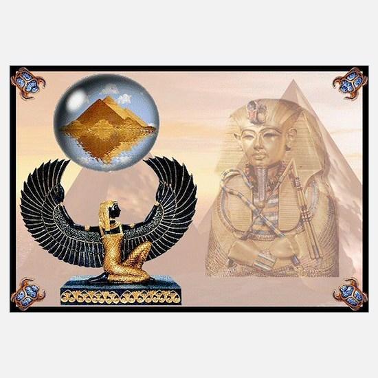 Unique Egyptian goddess Wall Art
