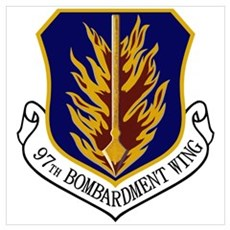 97th Bomb Wing Poster
