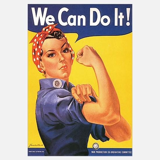 Women We Can Do It!