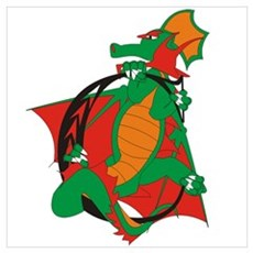 Dragon C Poster