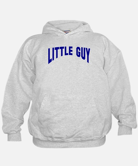Big Guy Little Guy Father Son Hoodie